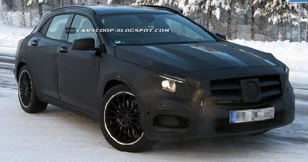 2014-Mercedes-Benz-GLA45-AMG-Front