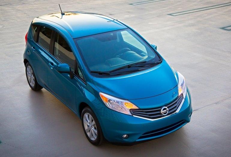 2014 Nissan Versa Note United States