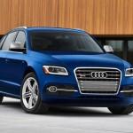 2014 Audi SQ5 3.0 TFSI Showcased at Detroit