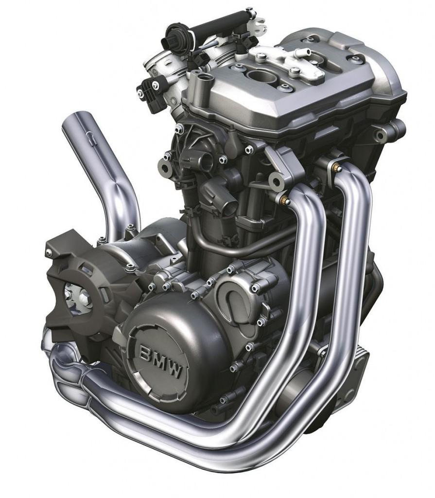BMW 2 cylinder engine