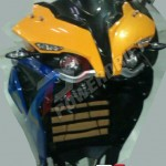 Bajaj Pulsar 375 Caught Testing?