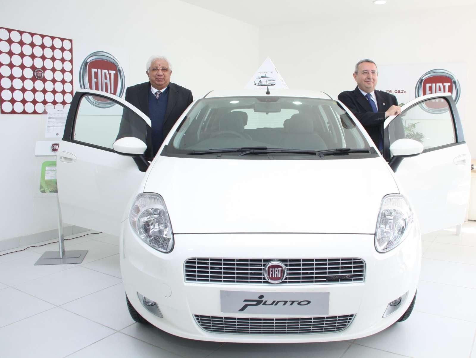 Fiat Noida