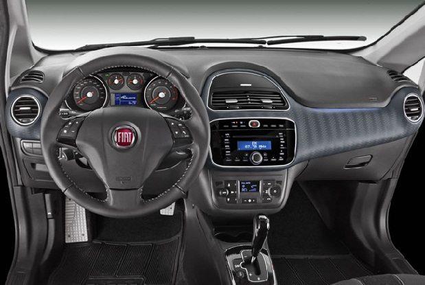 Fiat Punto Dualogic 2