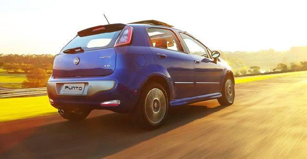 Fiat Punto Dualogic 3