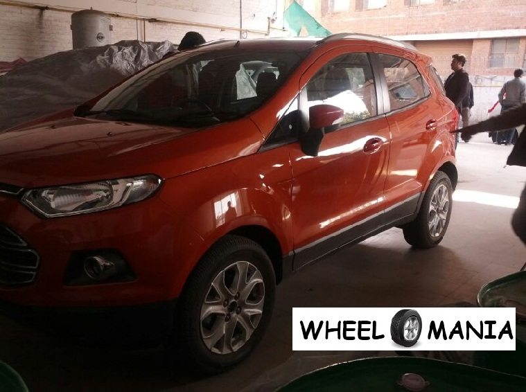 Ford Ecosport India Launch `1