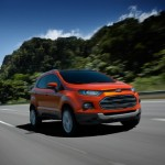 Ford EcoSport EcoBoost Variant has ARAI Certified FE of 17kmpl