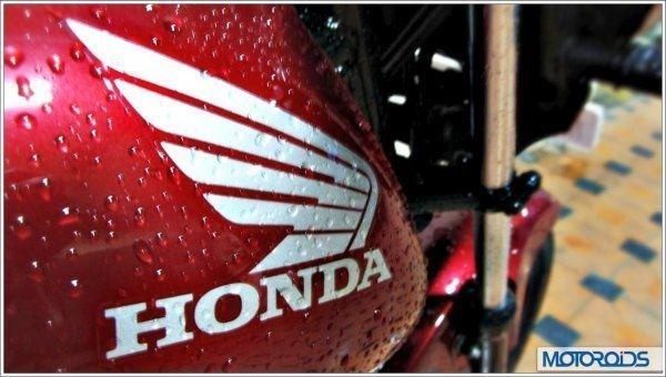 Honda low cost bike