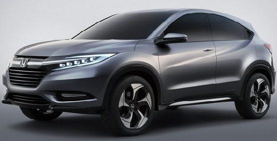 Honda-urban-SUV-concept 1