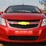 Chevrolet Sail Sedan Image Gallery
