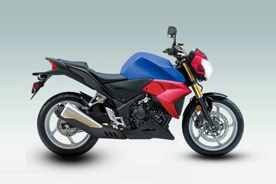 Jiajue N10 250cc