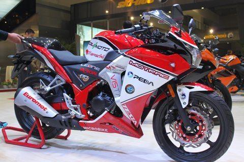 Jiajue R12 125cc