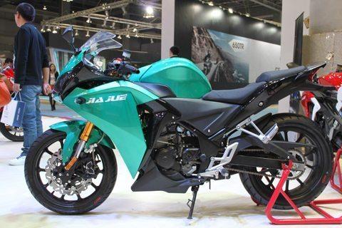 Jiajue R15 250cc