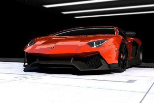 Lamborghini Aventador LP720-4 Release date