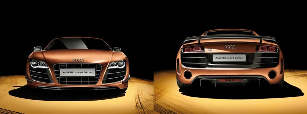 Limited Edition Audi R8 for China1