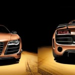 Limited Edition Audi R8 for China
