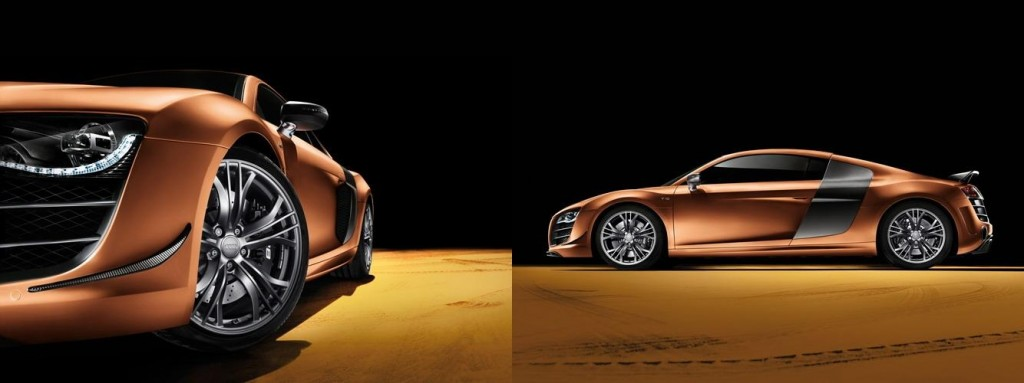 Limited Edition Audi R8 for China4