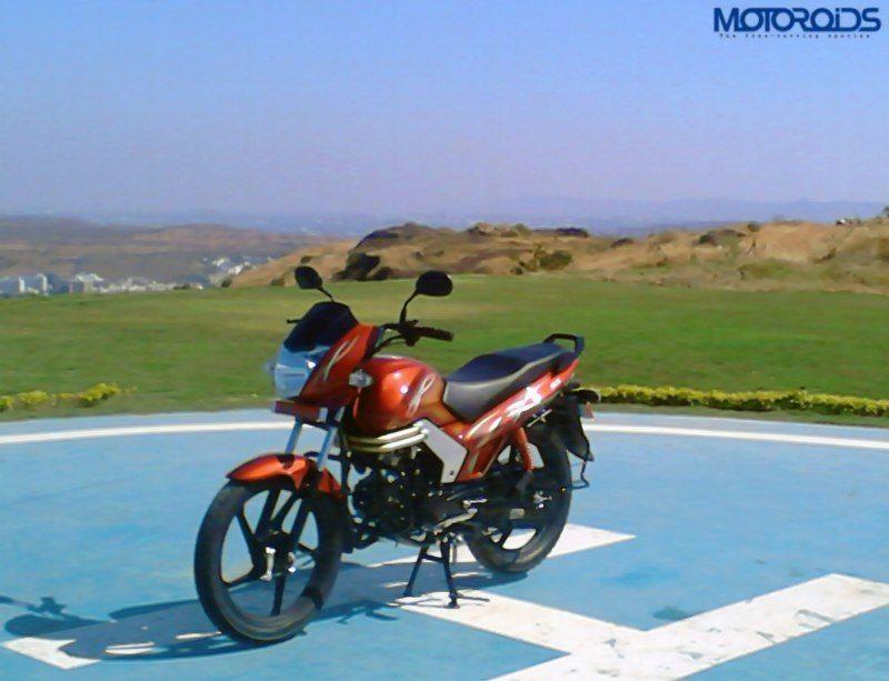 Mahindra Centuro 110