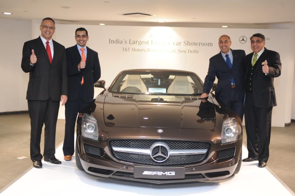 Mercedes Benz Delhi Mathura Road
