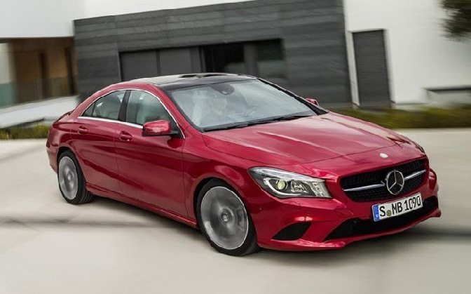 Mercedes CLA India Launch