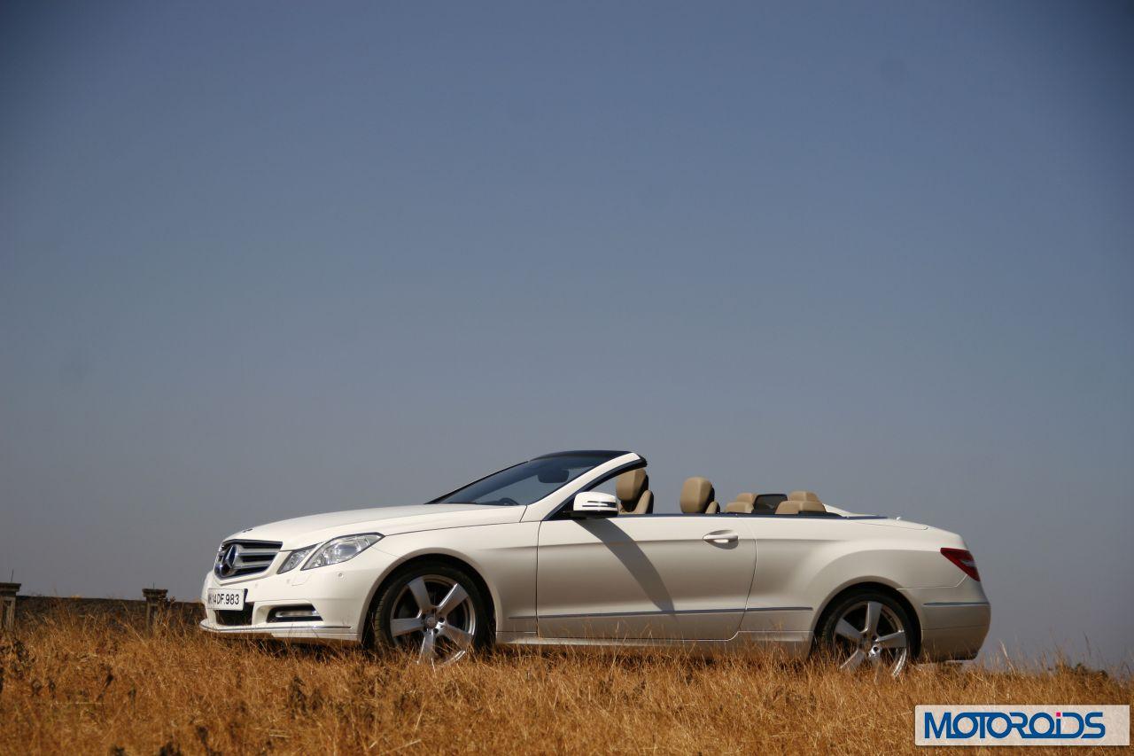 Mercedes E350 Cabriolet (2)