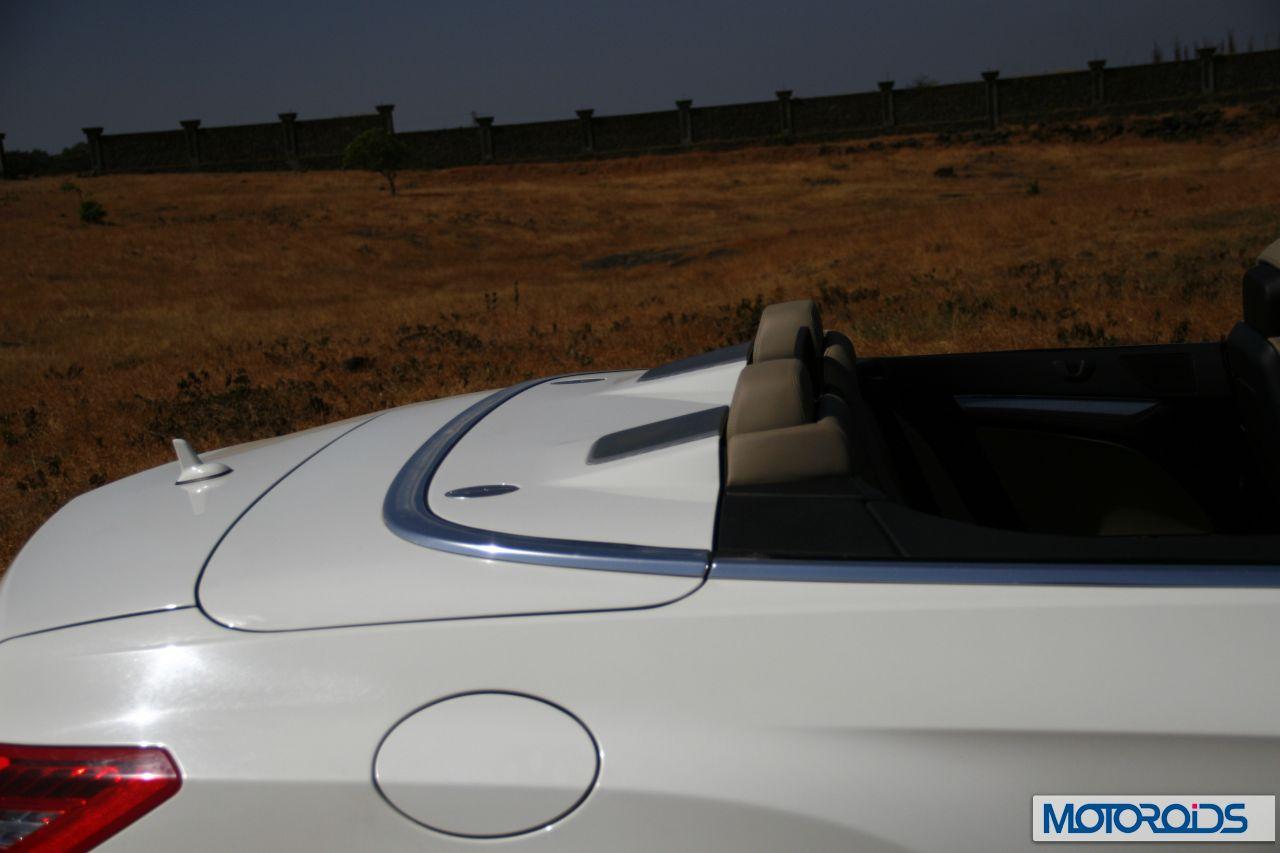 Mercedes E350 Cabriolet (30)