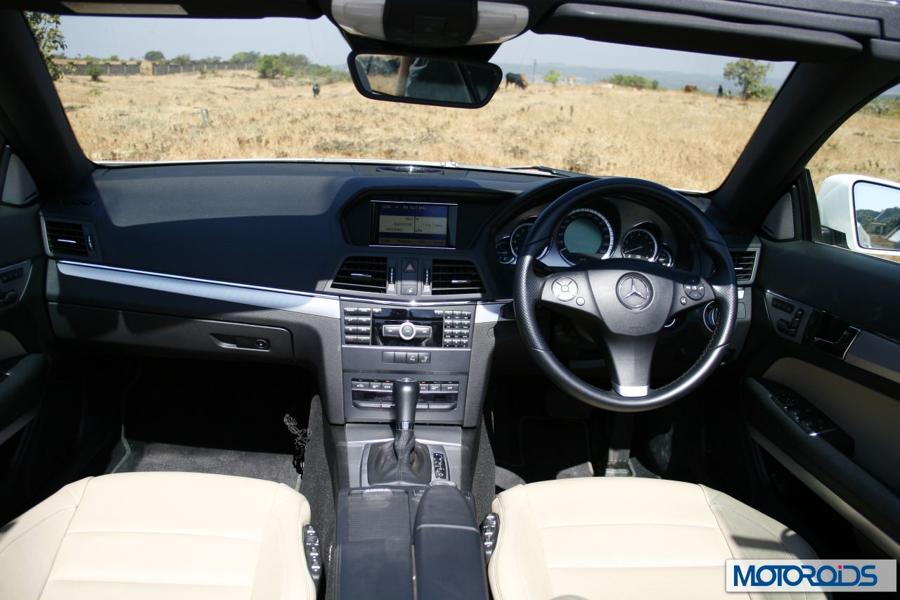 Mercedes E350 Cabriolet (33)