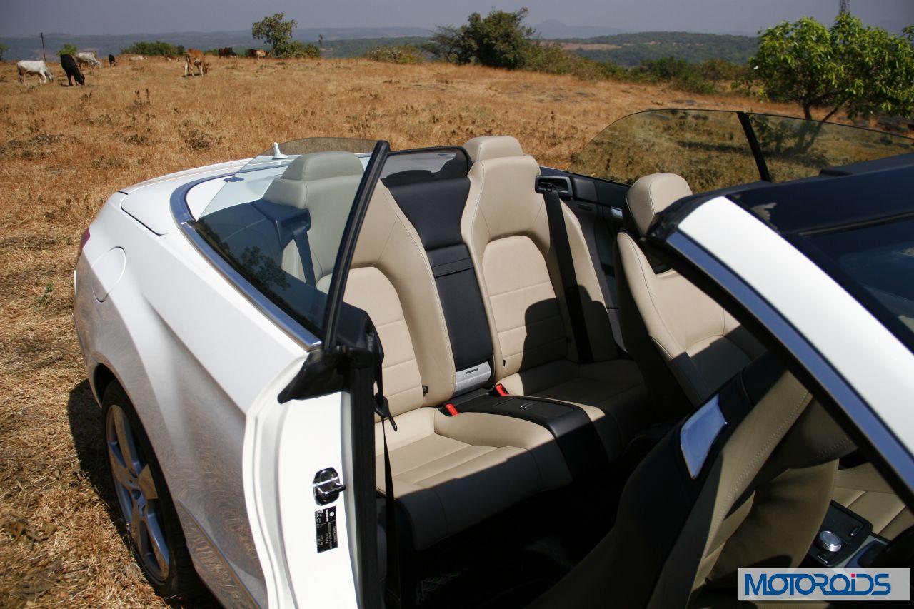 Mercedes E350 Cabriolet (42)