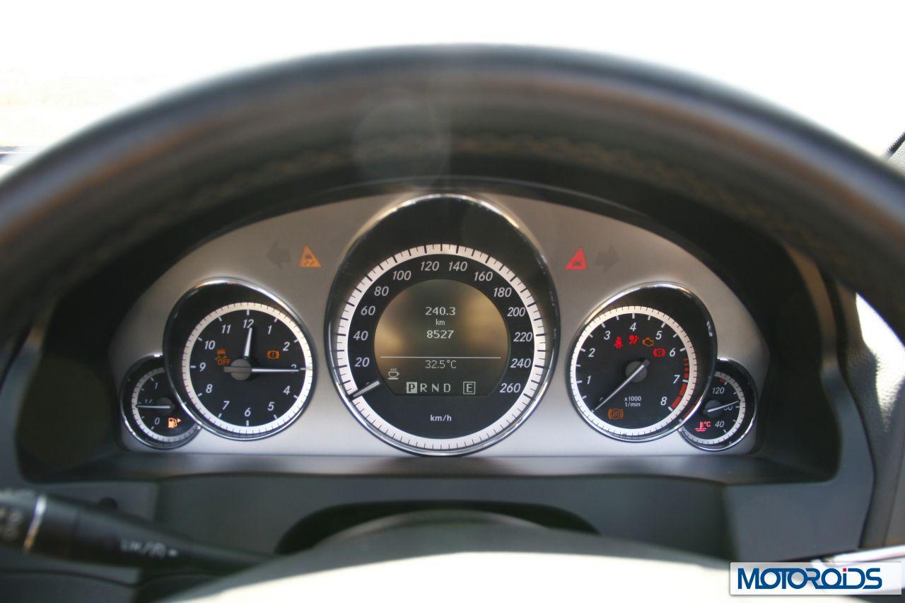 Mercedes E350 Cabriolet (46)
