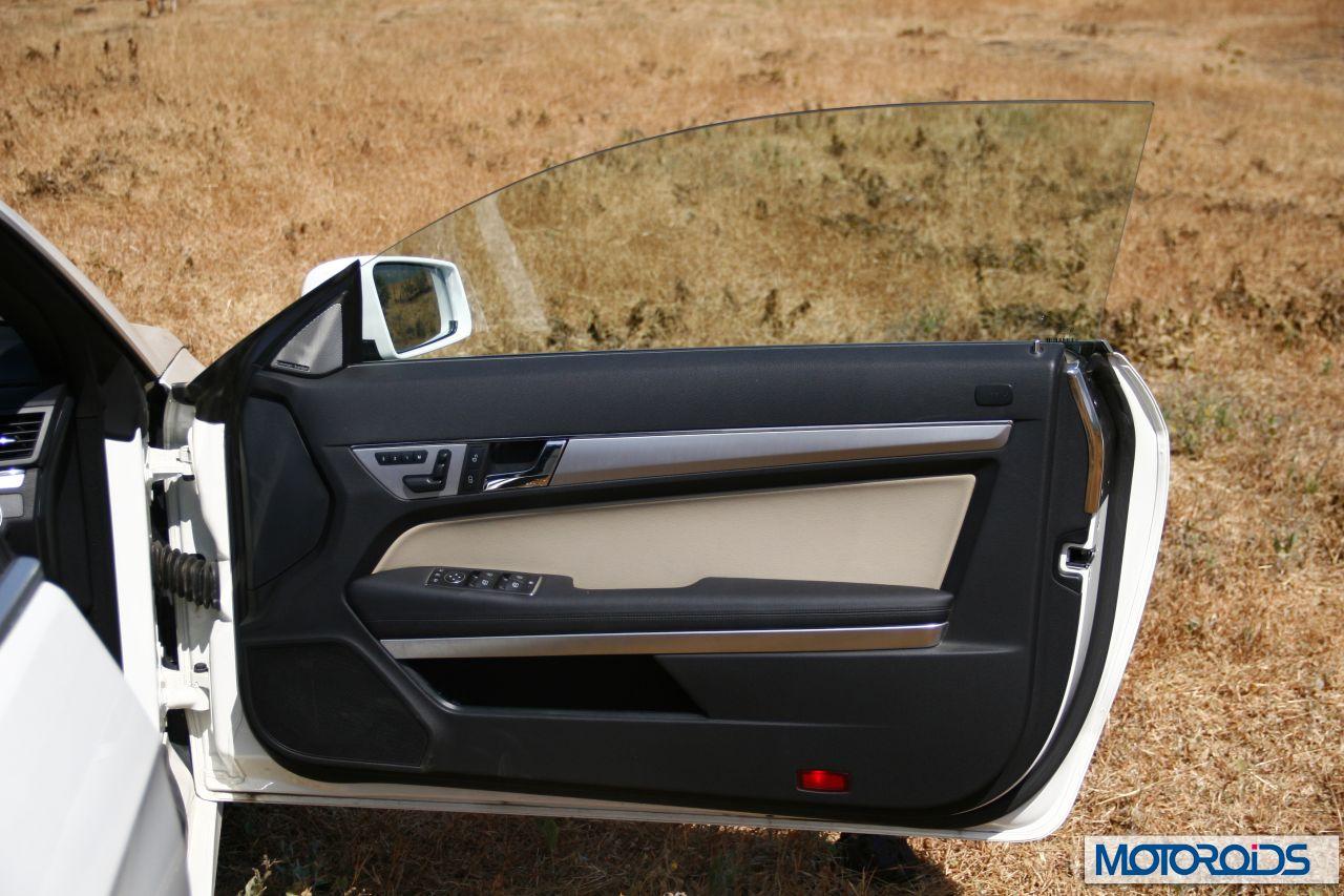 Mercedes E350 Cabriolet (65)