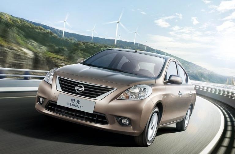 Nissan Sunny Finance