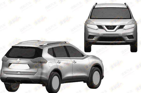 Nissan X Trail Next Generation 3