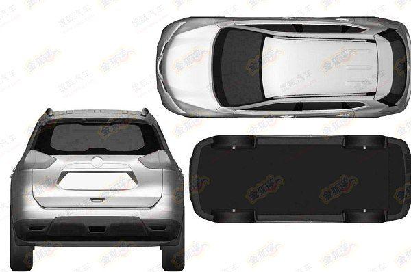Nissan X Trail Next Generation 4