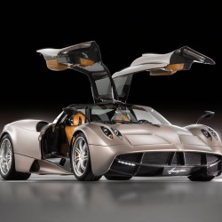 VIDEO: 40% of all manufactured Pagani Huayras reach US