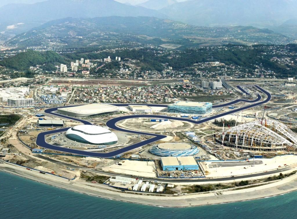 Sochi Olympic Park 2