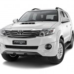 Toyota Fortuner gets a 5 speed Automatic Transmission for India