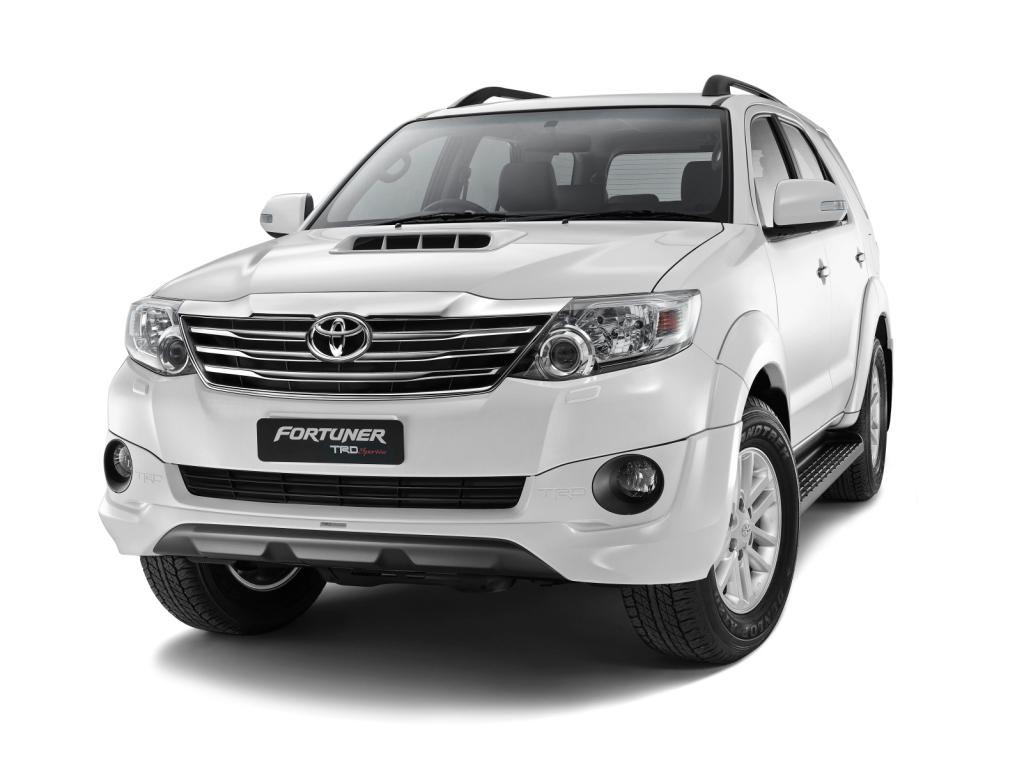 Toyota Fortuner TRD Sportivo Automatic