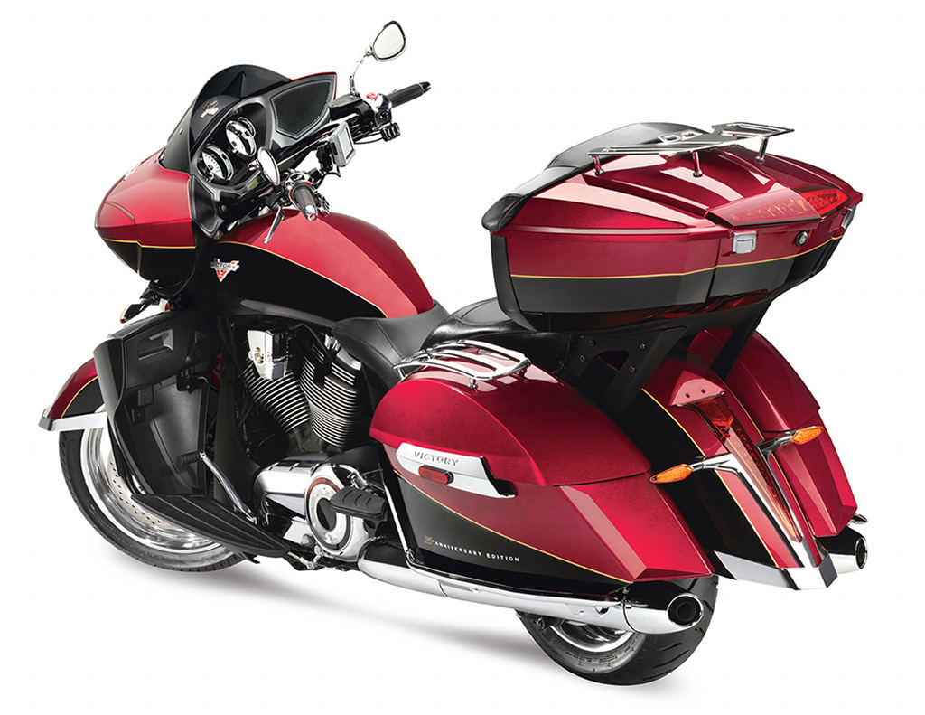 Victory Motorcycle 15th Anniversary Special Edition