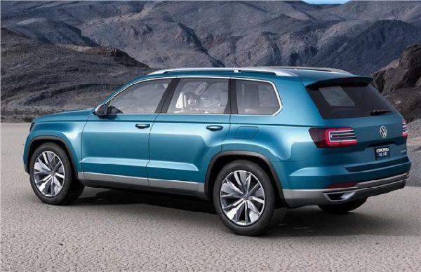 Volkswagen Touareg 2018 года: масса обновлений автогиганта