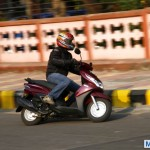 Yamaha to Launch a 125cc performance scooter in India