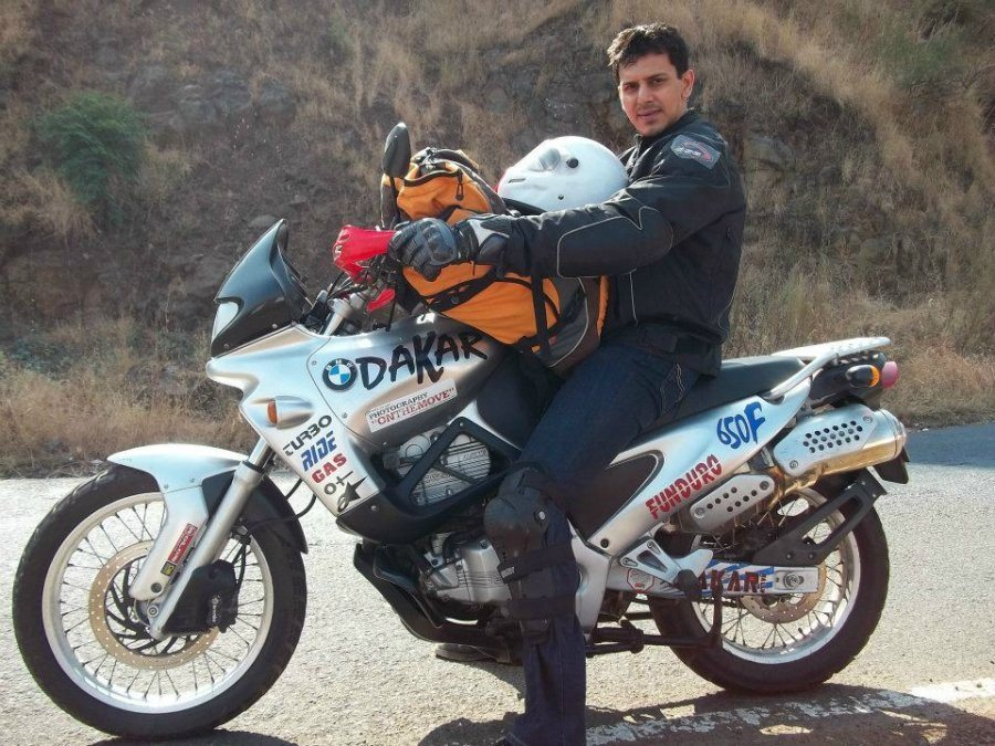The Bavarian Workhorse Bmw F650 Funduro Review By Anand Krishnan
