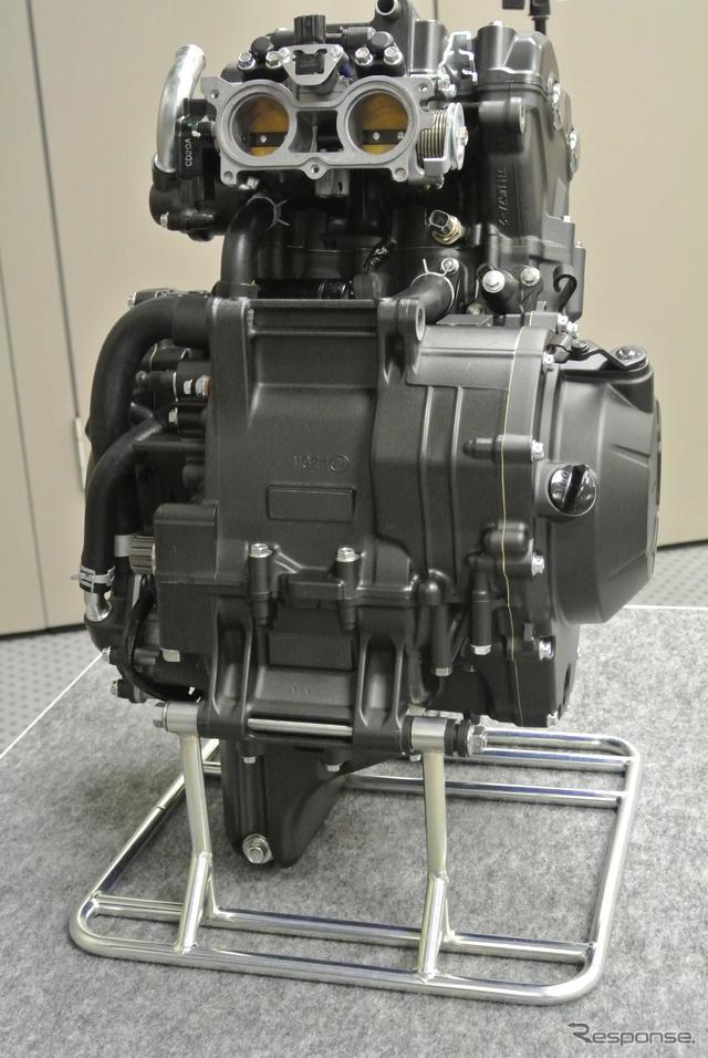 new 400cc honda