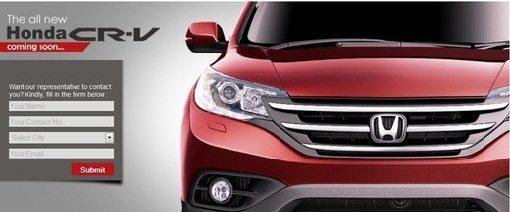new-Honda-CR-V-India-Launch