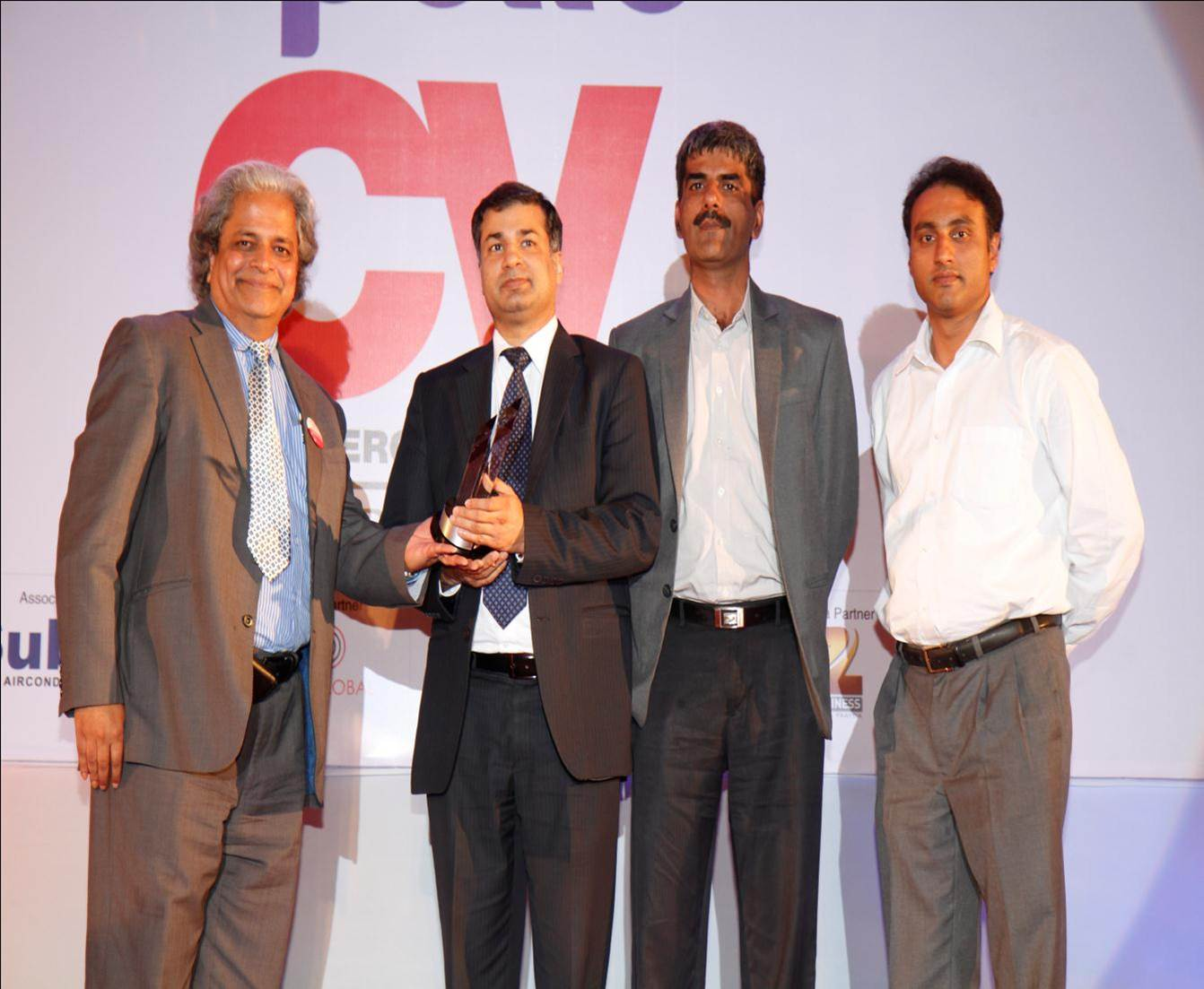 volvo india bus of the year