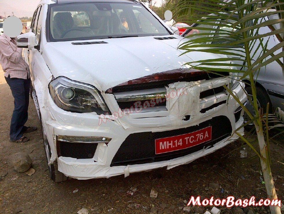 2013-Mercedes-GL-350-India-1