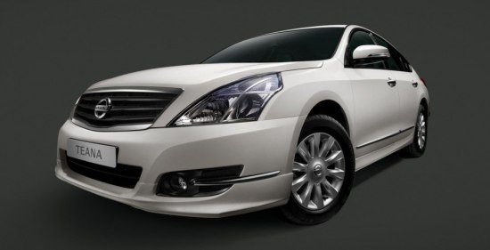 2013 Nissan Teana Facelift Launched in Malaysia