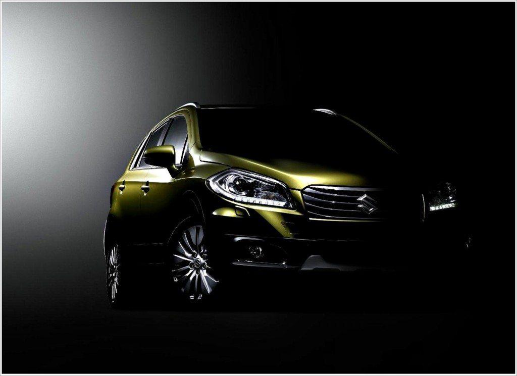 2013 Suzuki Crossover
