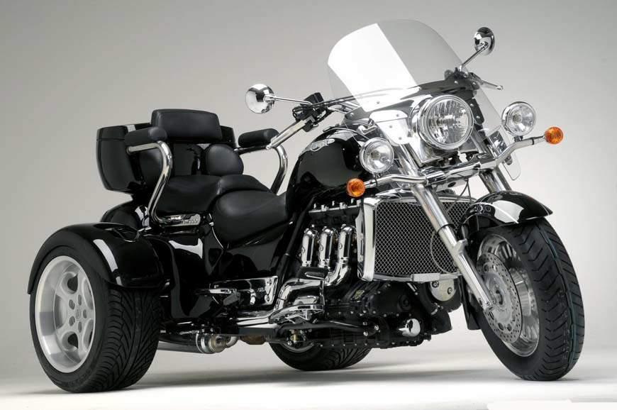 2013 Triumph Rocket III Trike