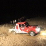 11th Maruti Suzuki Desert Storm-Day 1 Results