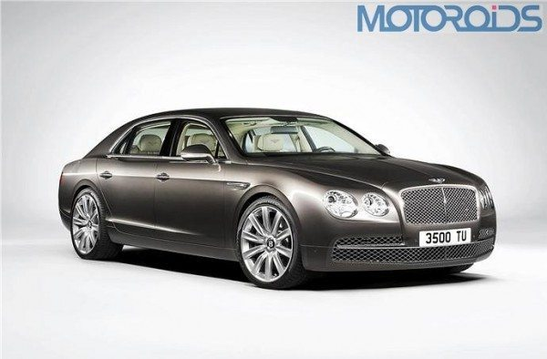 2014 Bentley Continental Flying Spur 1