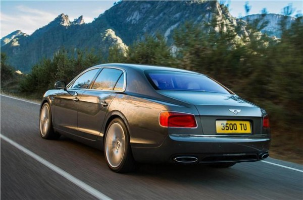 2014 Bentley Continental Flying Spur 2